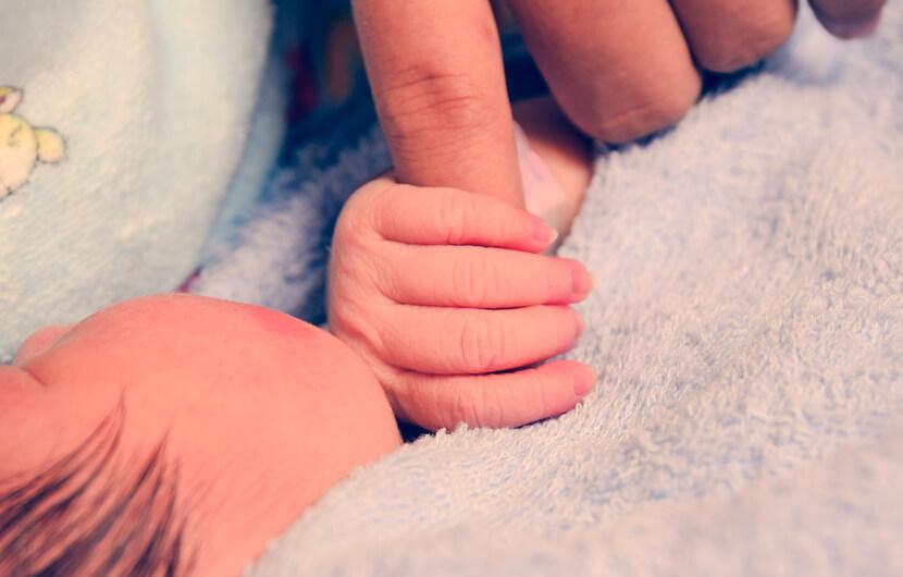 Cirugía Pediátrica recién nacido